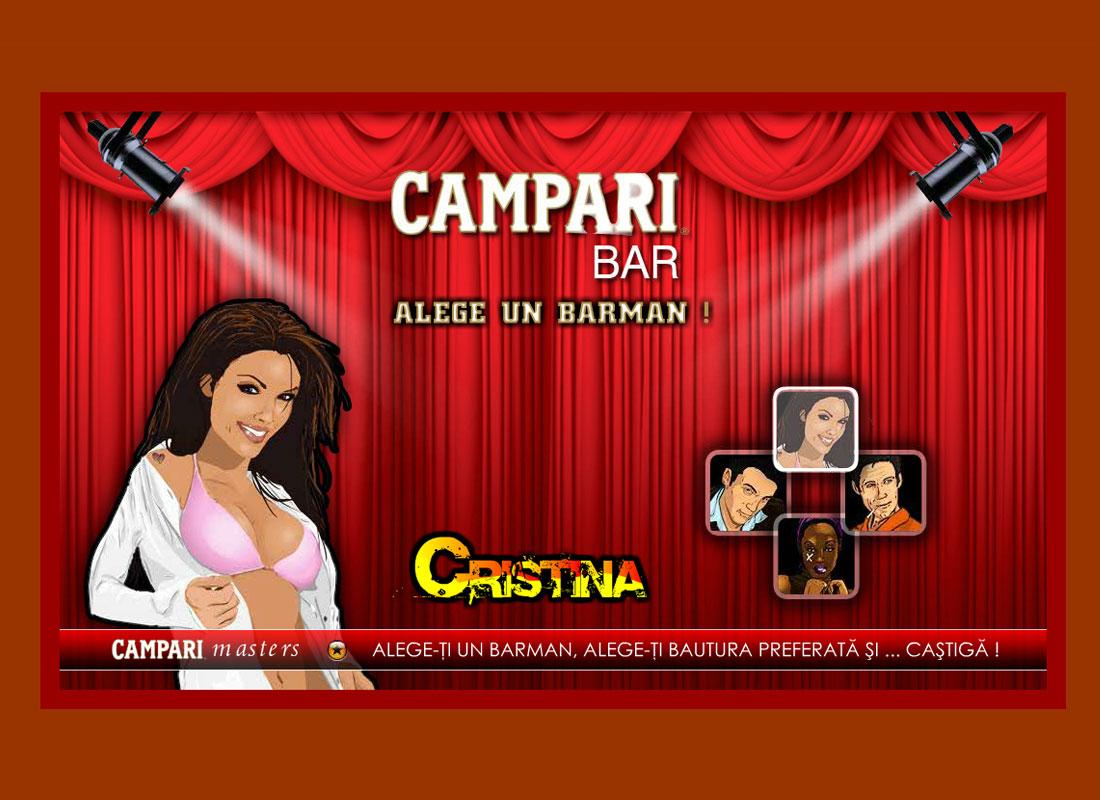 Campari app