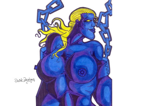 Drawing chained